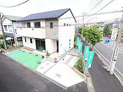<横尾材木店>久喜市久喜東第5期の外観