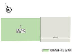 10/14新プライス発表 【限定1区画】神保原駅 徒歩約3分 お好きな間取りで建築可能 上里42の外観