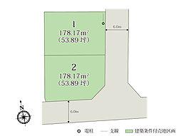 小山市駅南第3期【建築条件付売地】の外観