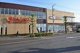 ヤオコー上木崎店(1460m)