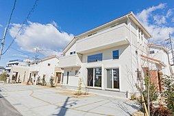 オークラホームガーデンズ鶉2【認定低炭素住宅】の外観
