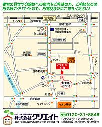 4坂元:案内図