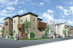 ポラスの分譲住宅 Mirais 三郷中央 nextstage 紡ぐ家。D区の外観
