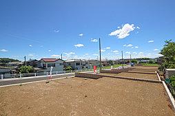 【南ひな壇に建てる家 】入間市上藤沢 建築条件付き土地