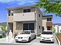 [ ウッドフレンズ ]  西区 枇杷島の家 Part3 <国産材でつくる地震に強い家>