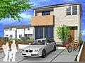 [ ウッドフレンズ ]  緑区 松が根台の家   <国産材でつくる地震に強い家>