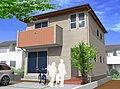 [ ウッドフレンズ ]  守山区 永森町の家 Part3   <国産材でつくる地震に強い家>