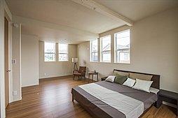 将来的に2室に変更可能な2ドア1ルーム(施工例写真)