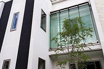 J・アーバン新検見川 街並み写真(右からNo1、2、3区画)