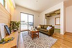 特別な空間スキップフロア『DEN』と家事ラク水廻り2wayアクセスで贅沢なじぶん時間を楽しめる家。