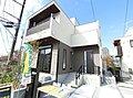 【新築戸建】ラグラス武蔵新城 全2棟 今回販売2棟~住宅街に立地~