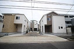 【東栄住宅専用窓口】~ブルーミングガーデン~足立区保塚町全5棟~「六町」駅徒歩10分の外観