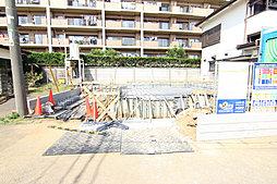 東栄住宅【ブルーミングガーデン】 松戸市稔台3丁目1棟-長期優良住宅-の外観