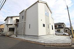 東栄住宅【ブルーミングガーデン】船橋市高野台2丁目1棟-長期優良住宅-の外観