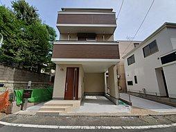 【いいだのいい家】~豊島区池袋本町3丁目に全3棟誕生~の外観