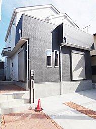 敷地面積40坪。南道路で陽当り良好です。JR総武線と京成線の2...