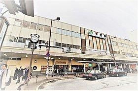 「大宮駅」好奇心の広がる施設が充実しお出掛けが快適です。