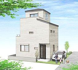 新規分譲開始。 「大栄の家」細田三丁目24番イ号棟