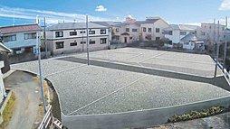 【勝美住宅プロデュース】魚住町住吉 プライベートヤードのある家の外観