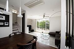【板橋仲宿】デザイン性と居住性・耐久性を兼ね備えたお住まい
