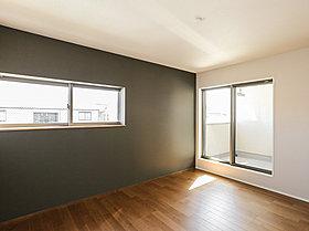 収納スペースを多くとり、スッキリ空間で暮らしたい方にピッタリ