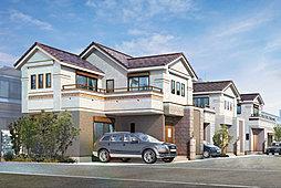 ドリームハウス若江本町1丁目【長期優良住宅】駅近で駐車2台可能なゆとりの邸宅の外観