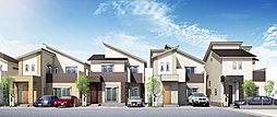 ドリームハウス稲田新町【長期優良住宅】フレスポ徒歩5分のお買い物便利な好立地の外観