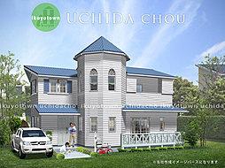 内田町に「新イクヨタウン」誕生しますッ【3区画】分譲開始/駅まで徒歩圏内の外観
