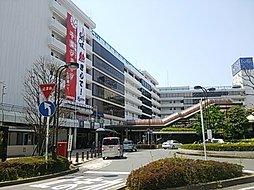 船橋駅北口と東...