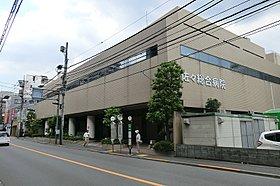 東京都の災害拠点病院に指定されている佐々総合病院