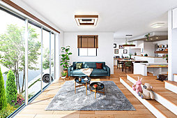 ポラスの分譲住宅 【予告広告】HITO-TOKIひとときプレミアム江北の外観