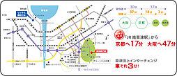 グリーンヒル大津松が丘 未来にやさしい緑あふれる魅力いっぱいの街:交通図