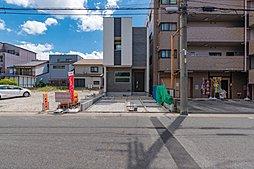 【クレストンホーム】屋上庭園付き住宅 岩塚駅南の家の外観