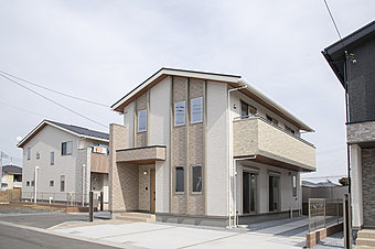 ナイス パワーホーム江曽島スクエアコート【夏涼しく、冬暖かい/ナイスの地震に強い家】