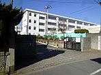 浜須賀中学校(現地より約280m)