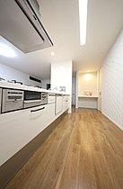 収納豊富で高性能が嬉しい住宅設備が標準装備