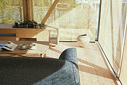 敷地57坪に平屋という選択。限定2区画の鎌田では珍しい物件です。