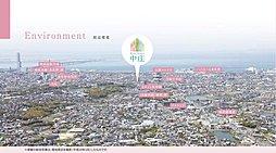 【50区画分譲開始】ディアセンス中庄【双伸の家】:案内図