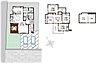 【B区画 参考建築プラン】 広いお庭と、リビングにもつながるアウトドアリビングを設計した、家でアクティブに楽しむ延床面積111.23m2(33.64坪)のプランです。,,面積,価格1,480万円~1,680万円,JR総武線「稲毛」駅 徒歩25分,千葉都市モノレール「穴川」駅 徒歩8分,千葉県千葉市稲毛区園生町