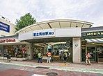 西武鉄道池袋・豊島線「富士見台」駅:徒歩12分(960m)