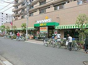 スーパーあまいけ小平店:徒歩10分(約750m)
