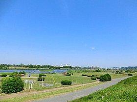 一ノ宮公園:徒歩10分(800m)