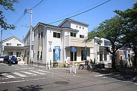 京王線「京王稲田堤」駅 徒歩18分♪全12棟 新築戸建!