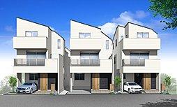 長津田プロジェクト 全6棟 4LDK 小屋裏部屋のある家