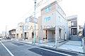 【全棟LDK16帖超】バルコニーが南向きに面した陽当りの良い新築分譲住宅、全7棟
