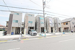 【3階建住宅】3個のバルコニーがあり開放感がある一戸建住宅~板...