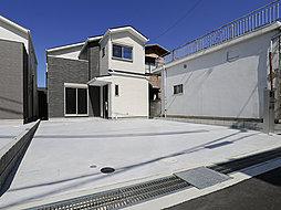 フロンティアガーデンズ大東市幸町 新築一戸建て 全2区画