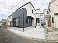 【永大グループ施工 代理物件】 大型バルコニー付/越谷市下間久里 新築分譲住宅