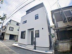 【永大グループ施工 代理物件】 三方角地につき日当たり良好/三...
