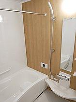 1坪タイプの浴室(分譲済み住戸写真)